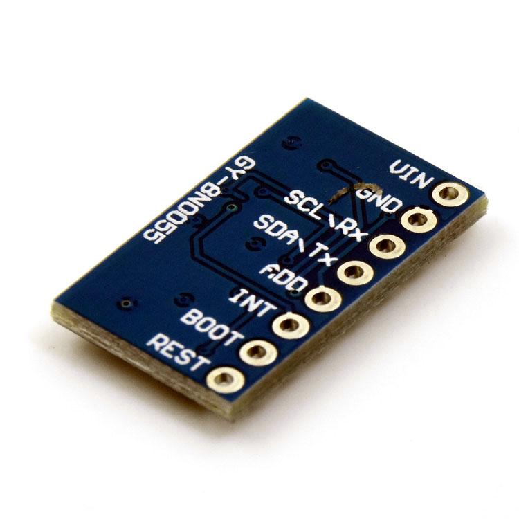 9DOF 9-Axis Sensor Module GY-BNO055 - Shenzhen Jeking Electronic Corp